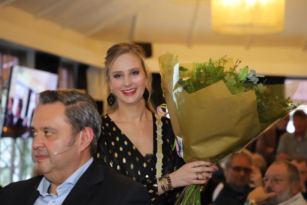 Miss GP Adrie van der Poel  © Minerve Pers