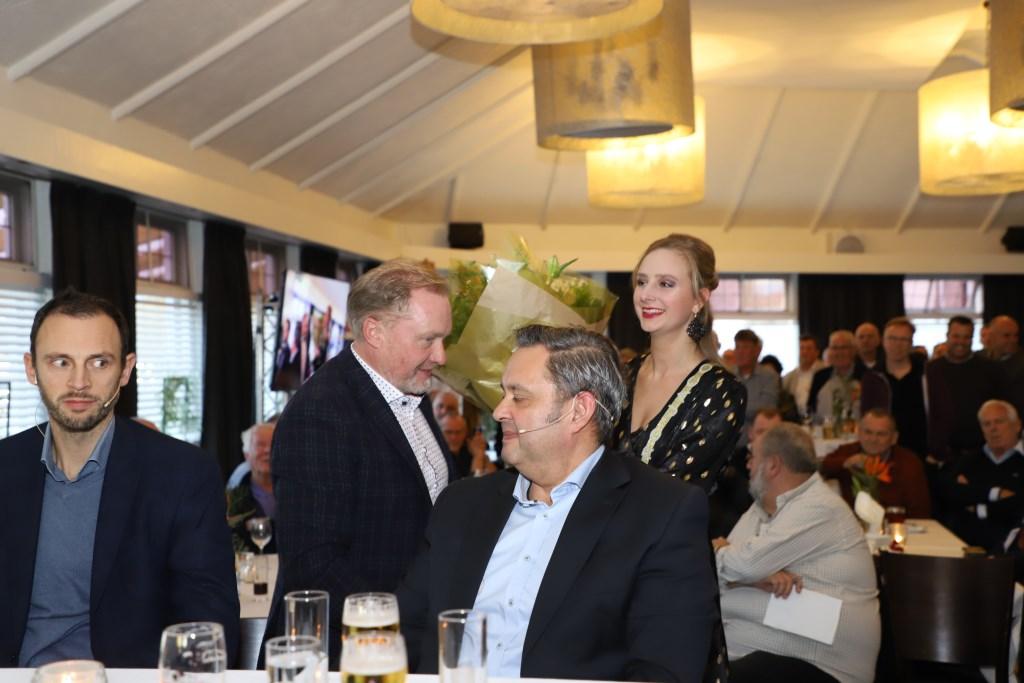 GP Adrie van der Poel presentatie  © Minerve Pers