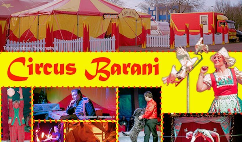 <p>Circus Barani in betere tijden.</p>