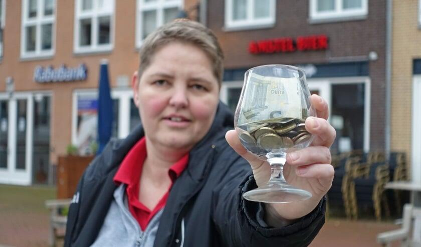 <p>Eline de Lange is de initiatiefnemer van geldinzamelingsactie voor lokale horeca.</p>