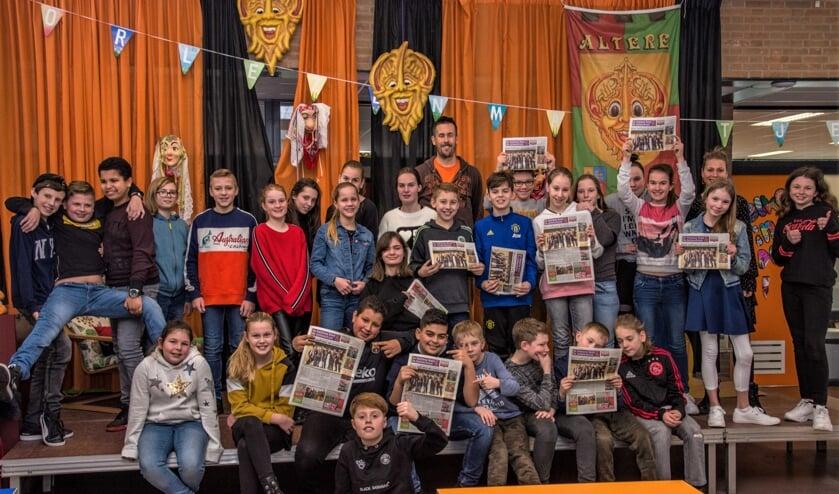 De Springplank in de krant