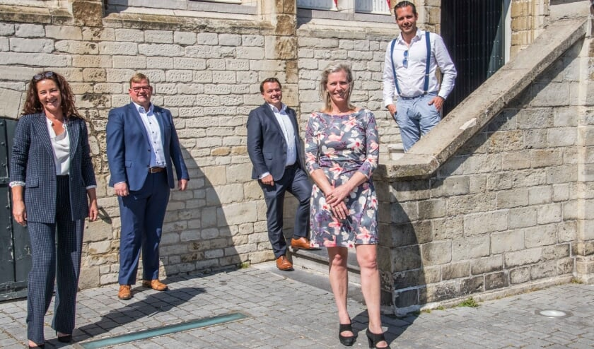<p>Wethouders gemeente Bergen op Zoom</p>