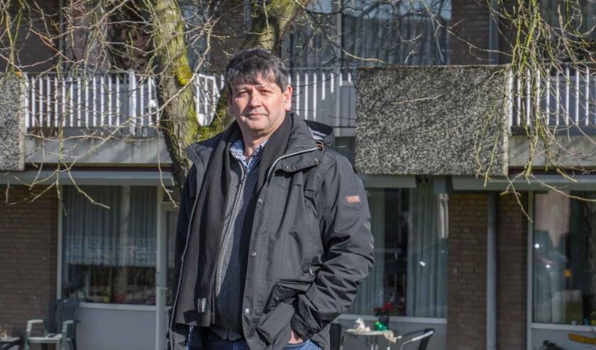 <p>Raadslid Reinoud Krijnen</p>
