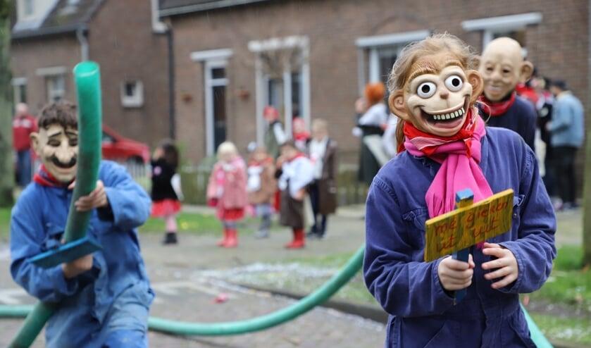 Carnaval optocht Halsteren