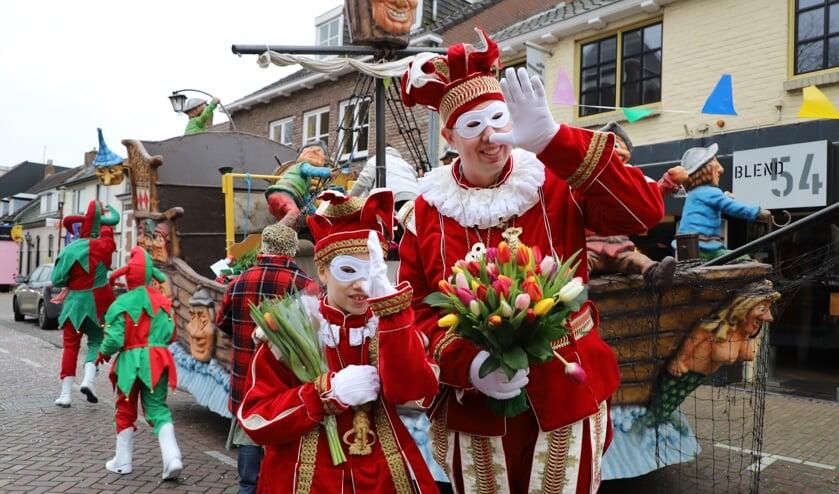 Intocht carnaval Halsteren