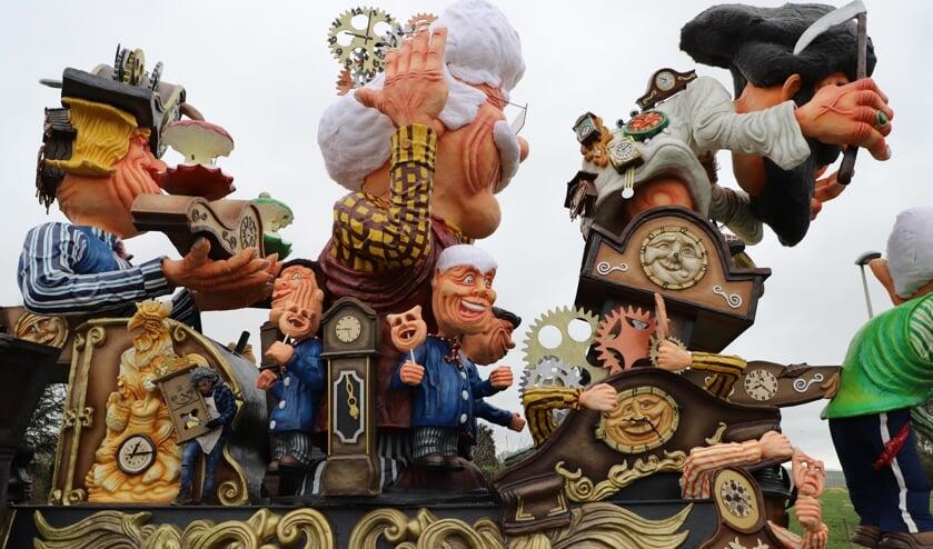 Carnavalsoptocht Lepelstraat