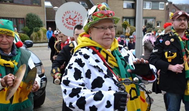 Carnaval Huijbergen 2019 Foto: Bep Tielemans © Minerve Pers