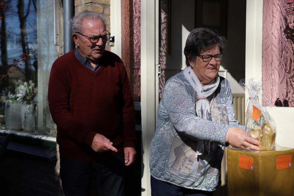 Attentie ouderen Foto: Bep Tielemans © Minerve Pers