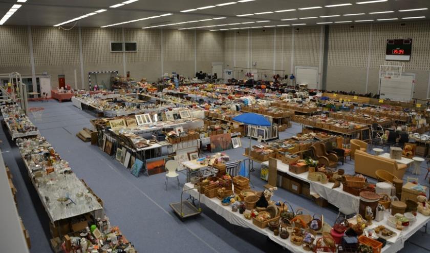 archieffoto rommelmarkt