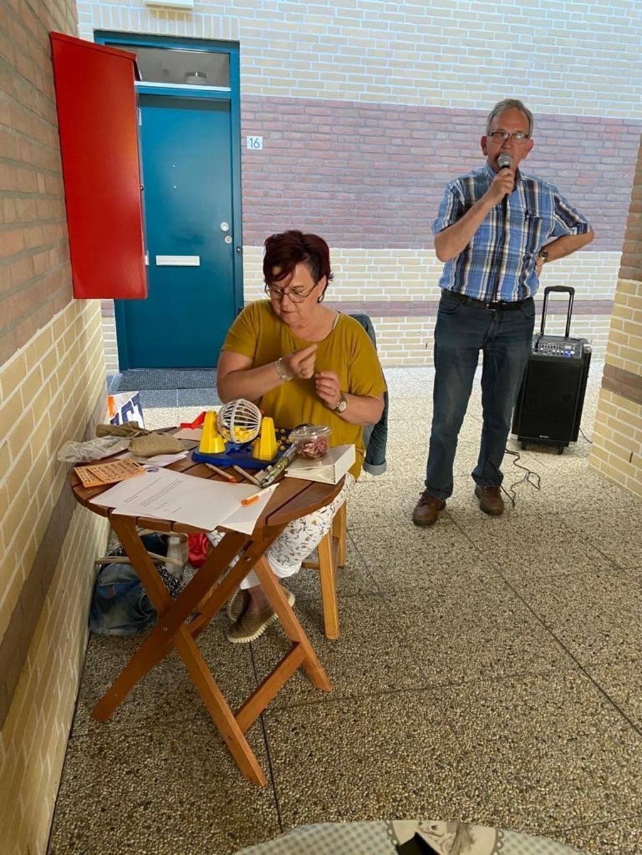 Bingo in coronatijd  © Minerve Pers