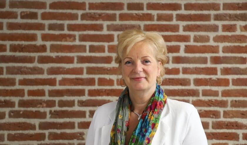 Dimphy van Poppel, coördinator Buurtbemiddeling Woensdrecht.