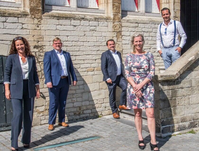 Wethouders Bergen op Zoom