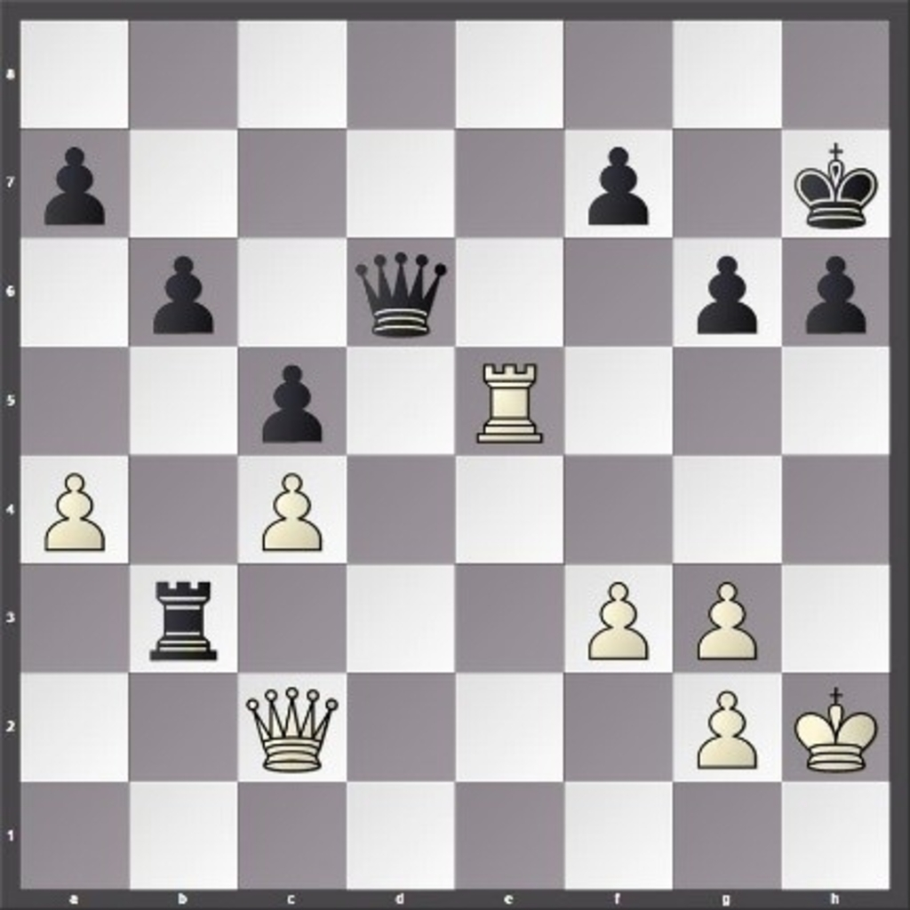 Schaakvereniging BSV heeft in ieder geval een veilige manier gevonden in de vorm van het oplossen van schaakproblemen. Een ieder kan zich aanmelden  Foto:  © Minerve Pers