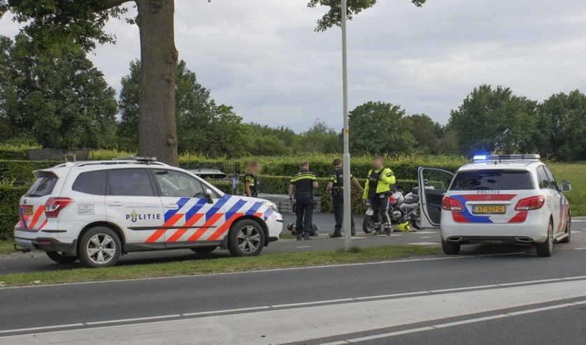 Aanhoudingen bij vechtpartij in Hoogerheide