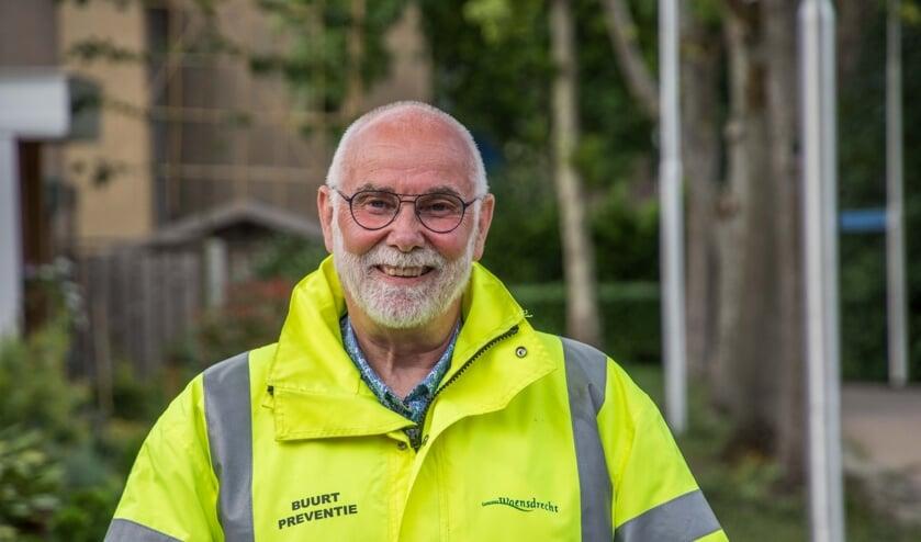 Ronald van der Schot is de nieuwe coördinator van het Huijbergse buurtpreventieteam.