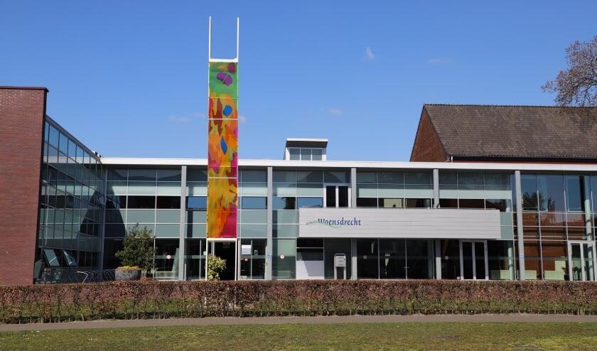 <p>Gemeentehuis Woensdrecht</p>