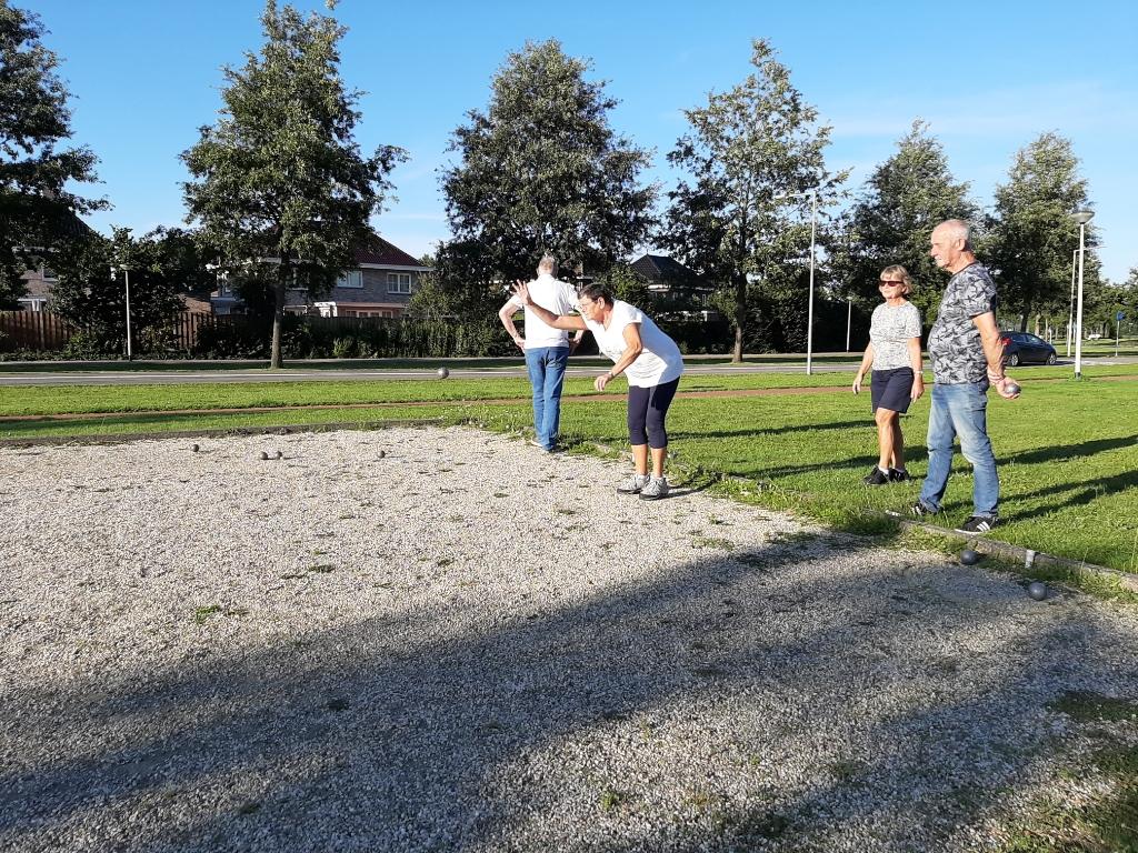 Jeu de boules De Schans Foto:  © Minerve Pers