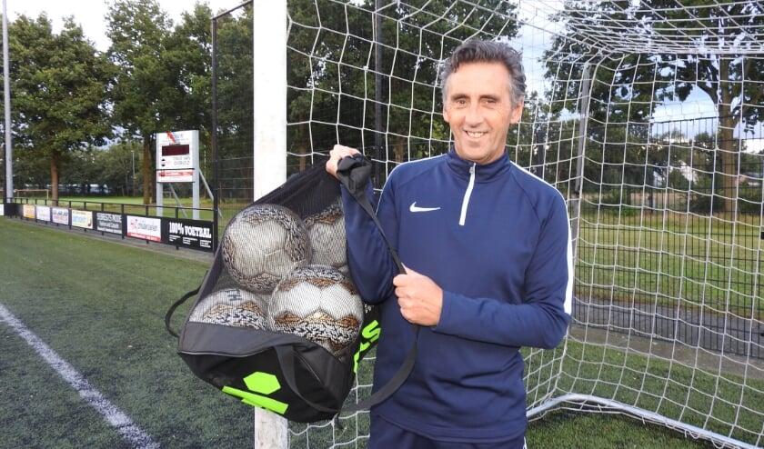 Trainer Andy Wierikx (Vivoo)