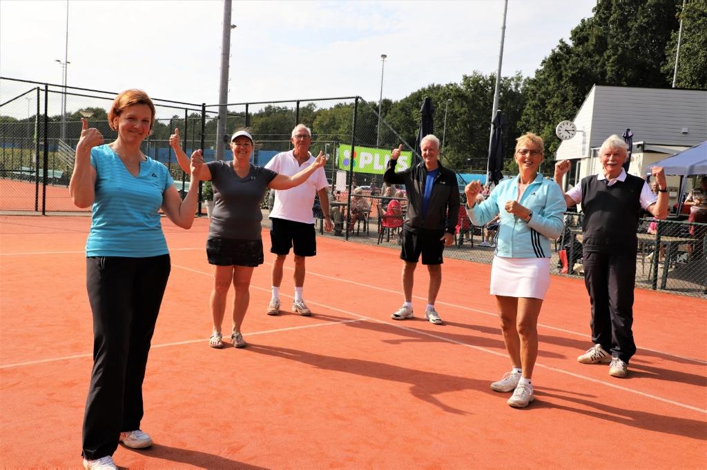 Tennis HTV 60 Foto:  © Minerve Pers