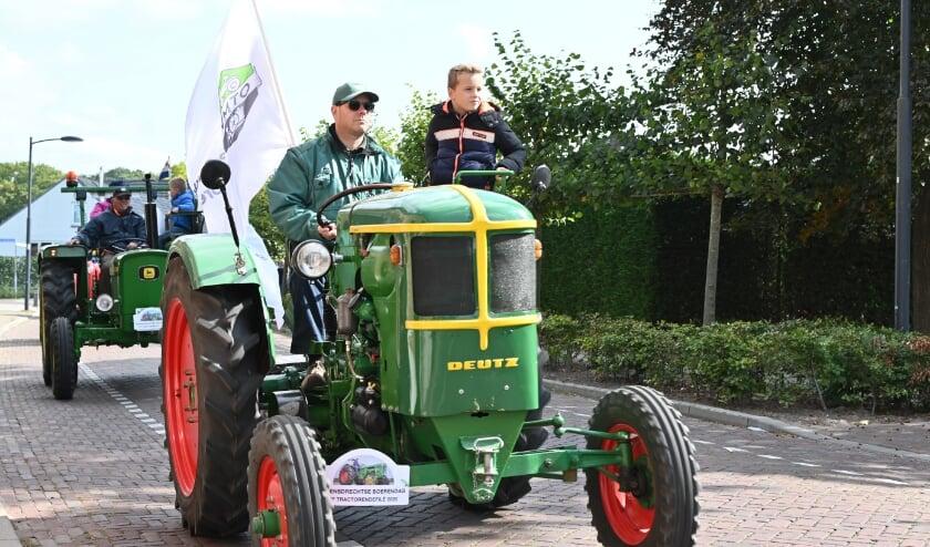 Tractorentoertocht 2020