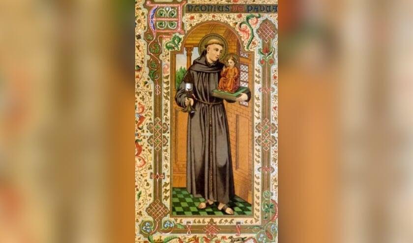 Antonius van Padua