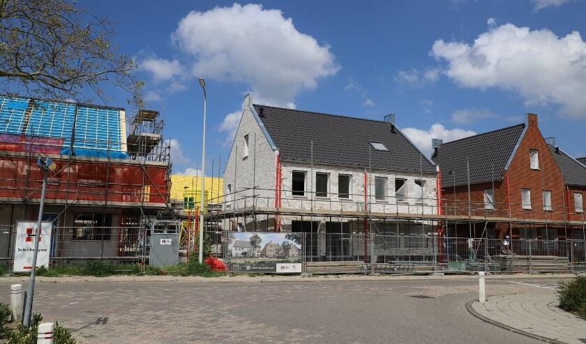 <p>Nieuwbouw in Halsteren..</p>