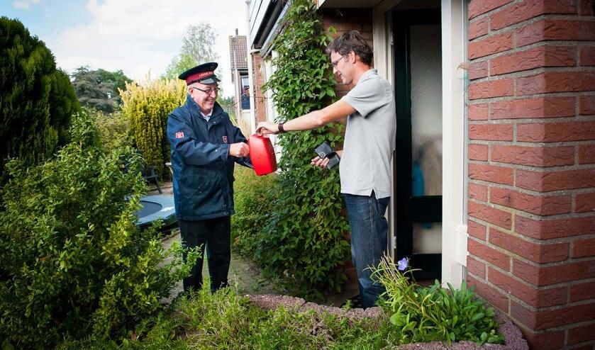 <p>Collecteweek Leger des Heils in gemeente Den Bosch.</p>