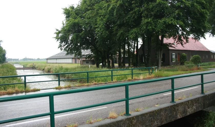 MACE wil de mestfabriek bouwen op het snijpunt van de De Quayweg en het Peelkanaal.