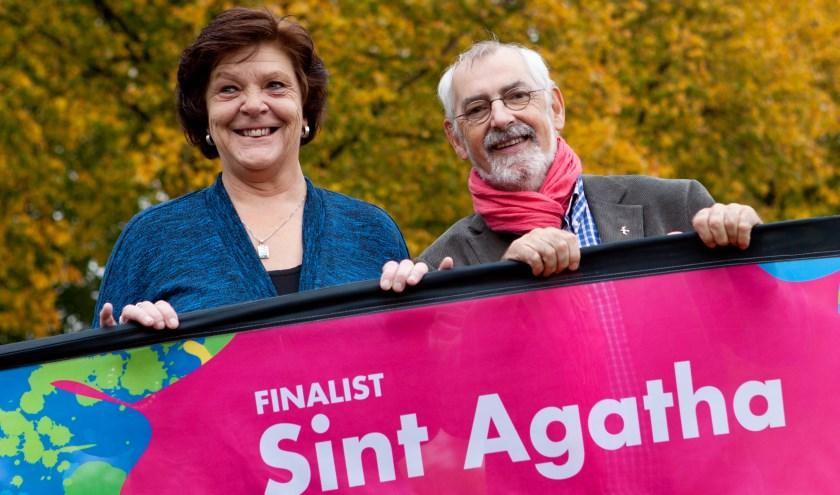 Het project van Sint Agatha haalde bij de laatste editie de finale van de Dorpen Derby. (foto: Diana Derks)