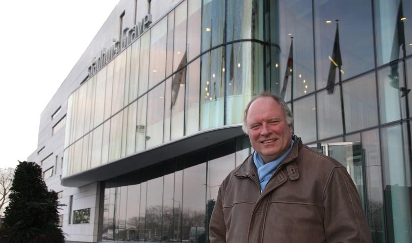 Jacques van Geest (VPGrave) over Land van Cuijk: 'In Boxmeer en Cuijk zijn ze het getreuzel zat.'