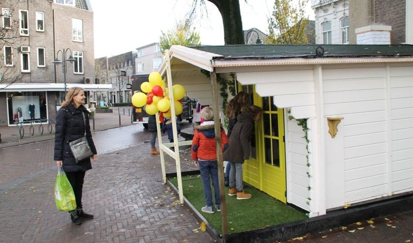 De Slaapkamer van Piet