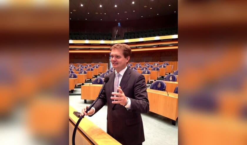 Michiel van Veen wordt de nieuwe burgemeester van Gemert-Bakel.
