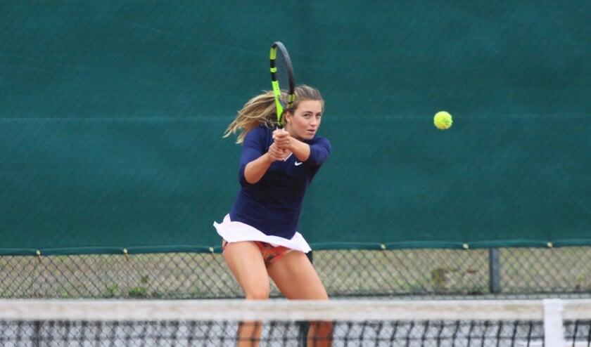 Liv Geurts won A-toernooi in Eibergen