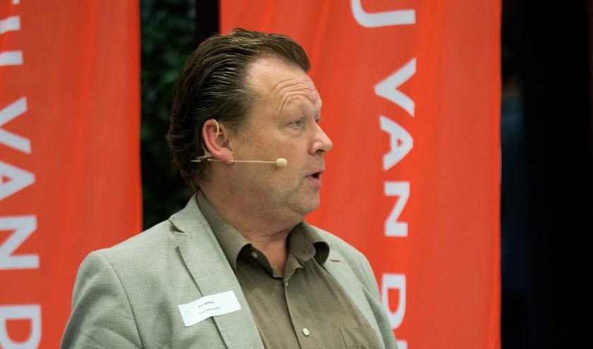 Eus Witlox, de nummer 1 van TEAM Meierijstad.