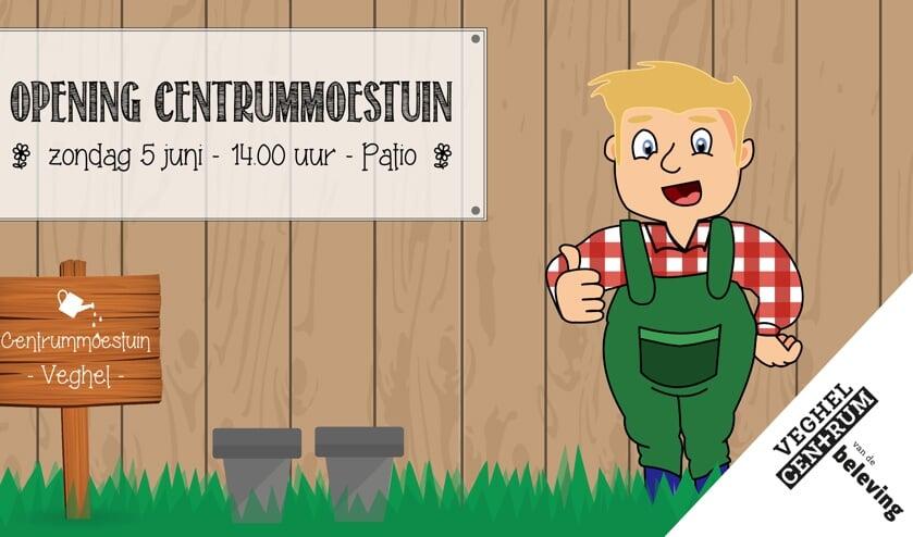 Billy hoopt een hoop kinderen enthousiast te maken om mee te komen tuinieren.