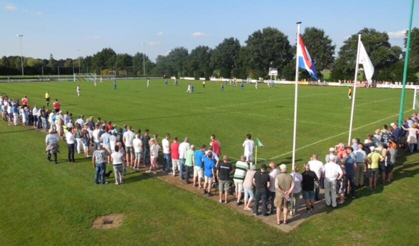 De Ton van Lanen Trofee is op 6 augustus in De Smelen in Odiliapeel.