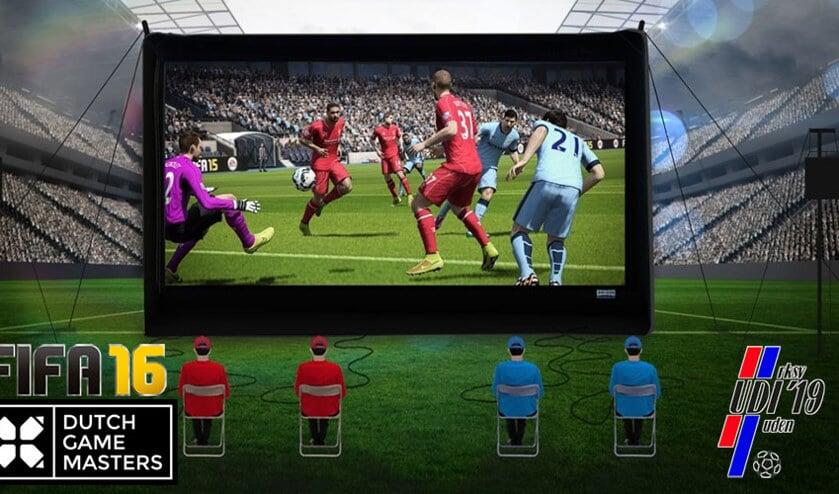 Er is een FIFA16 PSV-toernooi in Uden.
