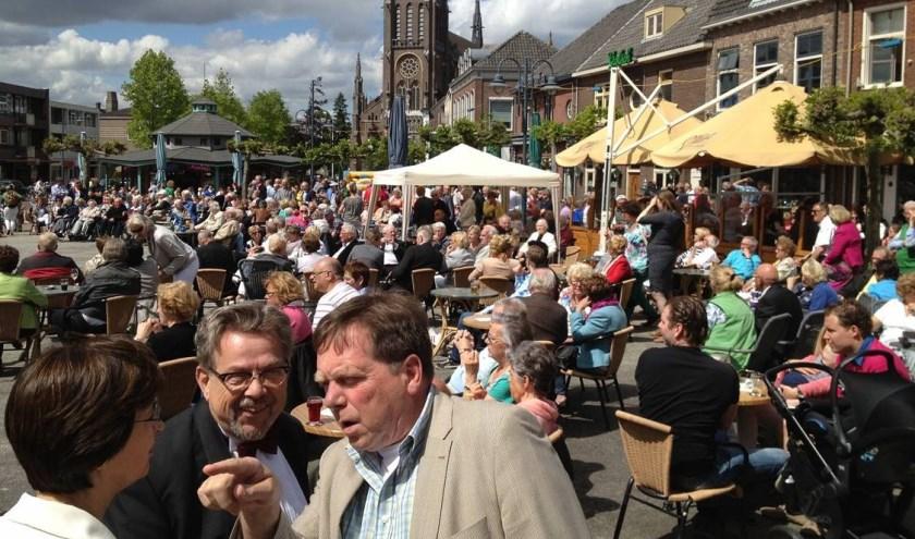 Jazz in Foodtown en een koopzondag in het Veghelse centrum.