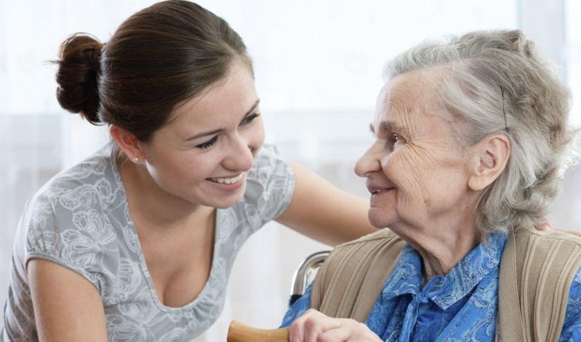 FNV Zorg en Welzijn complimenteert werkorganisatie CGM met beleid huishoudelijke hulp.