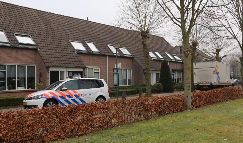 Hennepkwekerij in Cuijk opgerold. (foto: SK-Media)