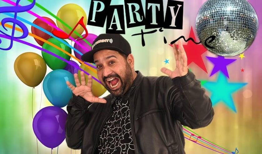 De Zeelandse DJ Tonny is genomineerd voor twee Party Awards
