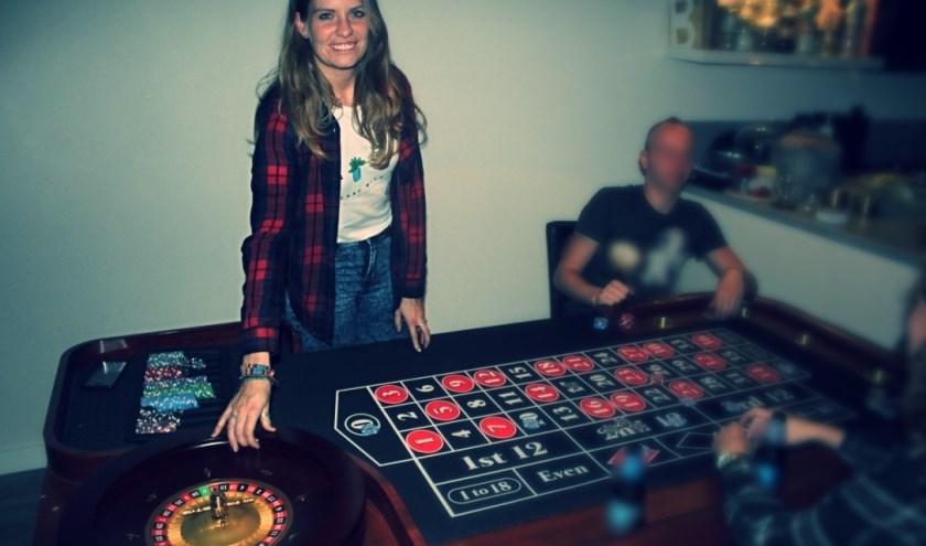 Neem vrijdag 8 december deel aan de Casino Royale avond bij Café de Preek.