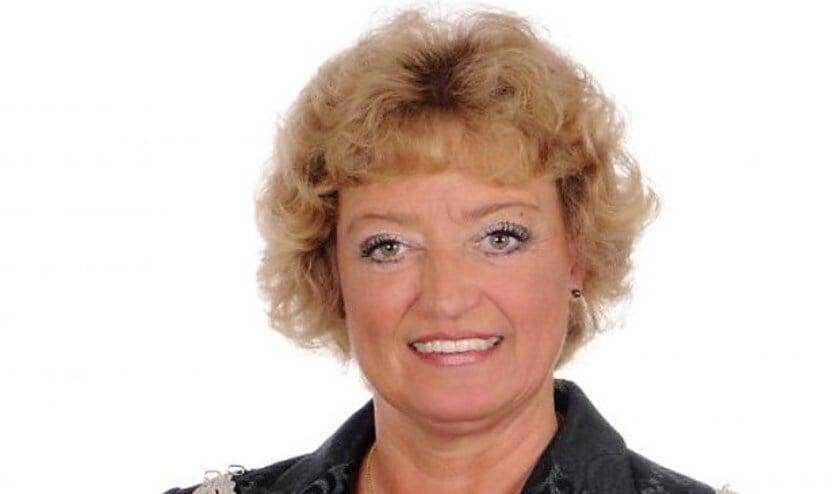 Burgemeester van Bergen Manon Pelzer.