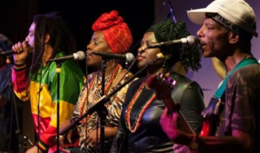 Deze tributeband zorgt voor een ultieme Bob Marley & The Wailers ervaring