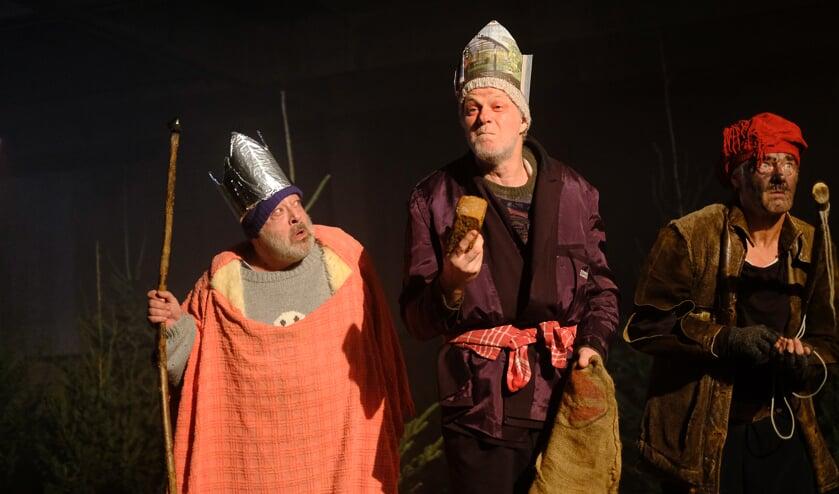 Vijf Udense acteurs schitteren in de voorstelling 'En waar de ster bleef stille staan'