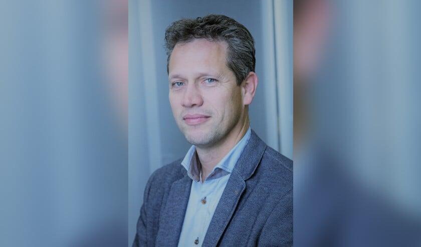 Joost van der Cruijsen is de nieuwe lijsttrekker Sint Anthonis NU.