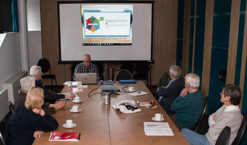 Cursus Politiek Actief voor inwoners van de gemeenten Cuijk, Grave, Mill en Sint Hubert en Sint Anthonis.