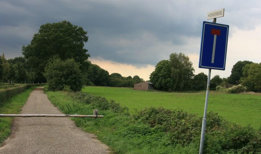 Aan de Hoenderberg in Cuijk realiseert Uitvaartonderneming Schrijen in de toekomst een crematorium.