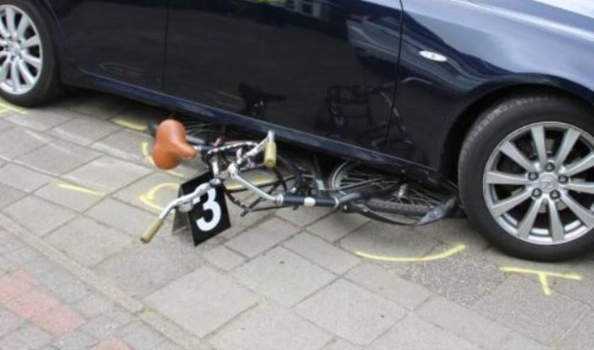 Vragen over de veiligheid voor voetgangers en fietsers op de hoek De Spinding-Beerseweg.
