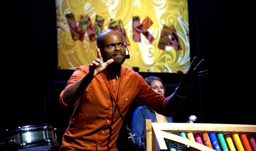 Drumdrumdrum komt alsnog naar onze regio met de voorstelling Banwakaboom.